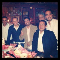 Photo taken at Churrascos by Israel M. on 11/15/2012