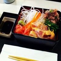 Photo taken at Urban Sushi by Jenny L. on 2/19/2013