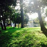 Photo taken at Villa comunale by Simone C. on 10/14/2013