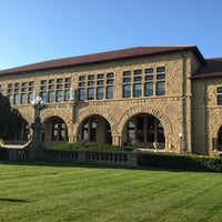 Photo taken at Stanford Technology Ventures Program by Florian S. on 4/19/2013