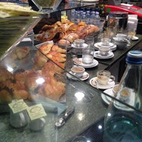 Photo taken at Pasticceria Ligabue by Andrea S. on 5/8/2013