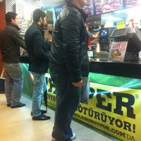 Photo taken at Burger King by Nese A. on 3/26/2013
