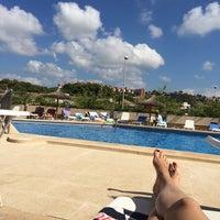 Photo taken at Swimming pool by Katya L. on 7/15/2014