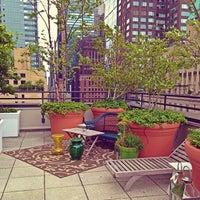 7/2/2013にJoao FilhoがSky Terrace at Hudson Hotelで撮った写真