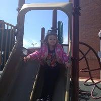 Photo taken at Haugan Middle School by Susan C. on 3/22/2013