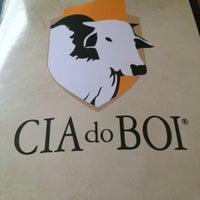 Photo taken at Cia do Boi by Bruna B. on 3/2/2013