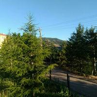 Photo taken at Kızılcaören Köy Konağı by Mücahit Ç. on 7/5/2016