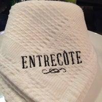 Photo taken at Entrecôte Restoran by Mauri C. on 10/18/2013