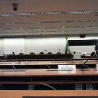 Photo taken at Plenário 11 by Patricia #. on 9/24/2013
