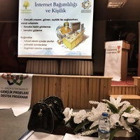 Photo taken at Akdeniz Mesleki Ve Teknik Anadolu Lisesi by Tezcan İrem on 10/27/2017