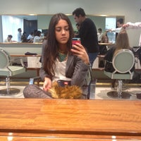 Photo taken at hairstudio by Beatriz M. on 2/23/2013
