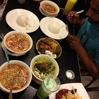 Photo taken at Restoran Ayam Penyet-AP by MK S. on 3/4/2014