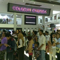 Photo taken at Coliseum Paradise Cineplex Phuket by MD on 6/28/2014