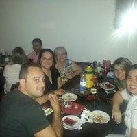 Photo taken at Casqueiro Sushi Bar by Karine G. on 4/6/2013