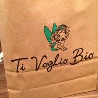 Photo taken at Ti Voglio Bio by Moky  F. on 3/4/2013