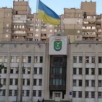 Photo taken at Дарницька районна в місті Києві державна адміністрація by Oleksii N. on 5/6/2013