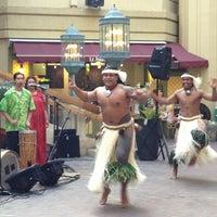 Photo taken at Hyatt Regency Waikiki Beach Resort and Spa by Marina B. on 3/9/2013