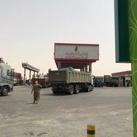 Photo taken at محطة ما أعرف اسمها by Abdullah A. on 4/3/2018