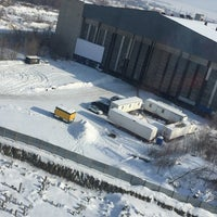 Photo taken at Автокинотеатр AREA-51 by Marina M. on 2/11/2018