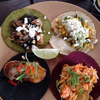 Photo taken at Machete Tequila + Tacos by Leona A. on 7/24/2014