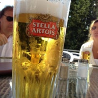 Photo taken at Auberge St-Remacle Hotel Stavelot by Dylan C. on 8/3/2013