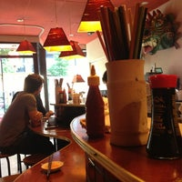 Photo taken at Tampopo by Mathieu-Réjean on 6/9/2013