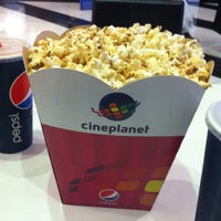 Photo taken at Cineplanet by Lilian S. on 6/23/2014