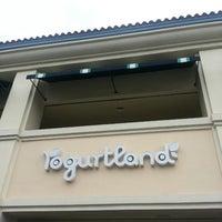 Photo taken at Yogurtland by Joey P. on 2/26/2013