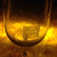 Photo taken at The Wine Loft by Yolanda M. on 2/11/2014