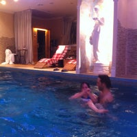 Photo taken at Wellness&spa Астери Талассо by Ingrida S. on 3/31/2013