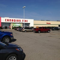Photo taken at Canadian Tire by Danny L. on 4/23/2013