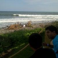 Photo taken at Punta Roca by Danny B. on 7/13/2013