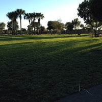 Photo taken at Canine Cove at South County Regional Park by Nicholas H. on 2/14/2014