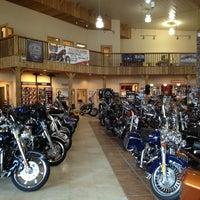 Photo taken at Stubbs Harley-Davidson by Alexander O. on 9/1/2013
