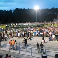 Photo taken at Fleming Island High School by Maxie G. on 5/31/2014
