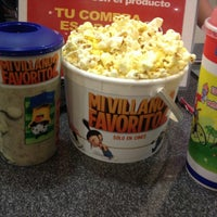 Photo taken at Cinemex by Mariana M. on 6/29/2013