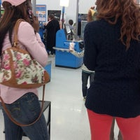 Photo taken at Walmart Supercenter by Chelsey S. on 2/25/2013