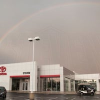 Photo taken at Steven Toyota by Lindsey S. on 2/23/2013