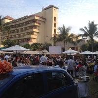 Photo taken at CasaMagna Marriott Puerto Vallarta Resort & Spa by Pepe Piña🍍 on 5/15/2013