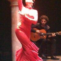 Foto tomada en Museo del Baile Flamenco por Shapoval R. el 7/17/2013