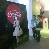 Photo taken at Coca-Cola Dünyası by Tğb Ş. on 5/11/2013