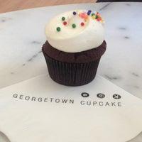 Photo taken at Georgetown Cupcake by Paula J. on 2/26/2013