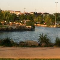 Photo taken at Botaş Parkı by Zehra E. on 7/2/2013