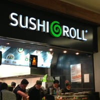 Photo taken at Sushi Roll by Misael L. on 4/10/2013