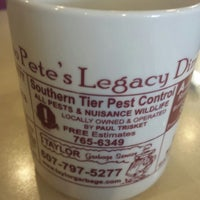 Photo taken at Pete's Legacy Diner by Teresa W. on 3/2/2014