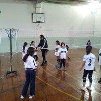 12/7/2013 tarihinde Ibrahim Z.ziyaretçi tarafından Dsi Kapalı Spor Salonu'de çekilen fotoğraf