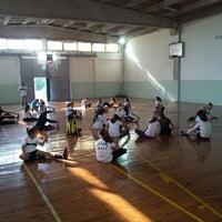 11/16/2013 tarihinde Ibrahim Z.ziyaretçi tarafından Dsi Kapalı Spor Salonu'de çekilen fotoğraf