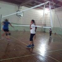 11/18/2013 tarihinde Ibrahim Z.ziyaretçi tarafından Dsi Kapalı Spor Salonu'de çekilen fotoğraf