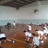 3/16/2013 tarihinde Ibrahim Z.ziyaretçi tarafından Dsi Kapalı Spor Salonu'de çekilen fotoğraf
