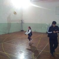 12/30/2013 tarihinde Ibrahim Z.ziyaretçi tarafından Dsi Kapalı Spor Salonu'de çekilen fotoğraf
